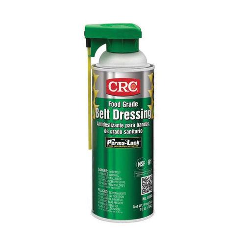 CRC® 03065 Belt Dressing, 16 oz Aerosol Can, Liquid, Light Amber, 0.6783 Specific Gravity
