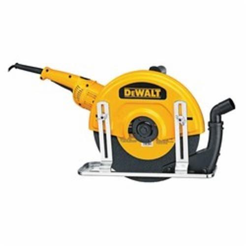 DeWALT® D28755 Hand Held Heavy Duty Cut-Off Machine, 14 in Dia Blade, 1 in, 5 in Cutting (Bare Tool)