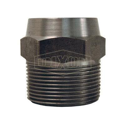 Dixon® FM1000 Hex Nipple, 1 in, NPT, Carbon Steel, Domestic