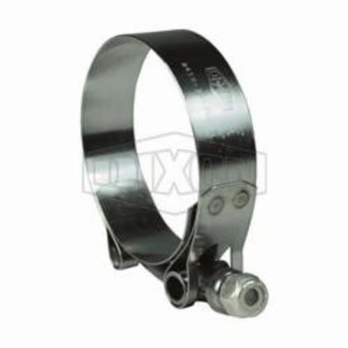 Dixon® STBC T-Bolt Clamp, 12.646 to 12.942 in, 0.025 in T, Stainless Steel, Domestic