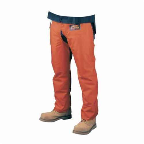 Orange 36 In Chainsaw Chap JE9036 for sale online Elvex Nylon