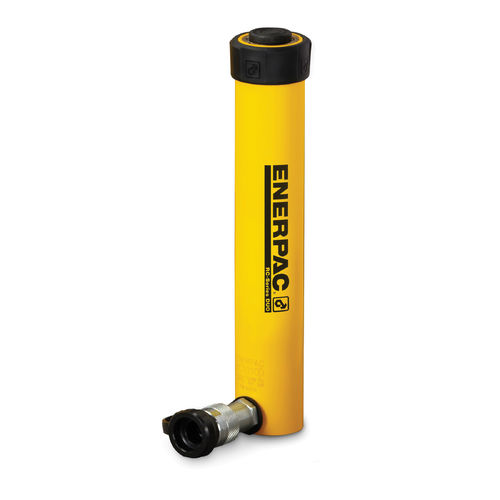 Enerpac® RC DUO General Purpose Single Acting Hydraulic Cylinder, 2.56 in Dia Bore, 8-1/4 in Stroke, 12-3/4 in H