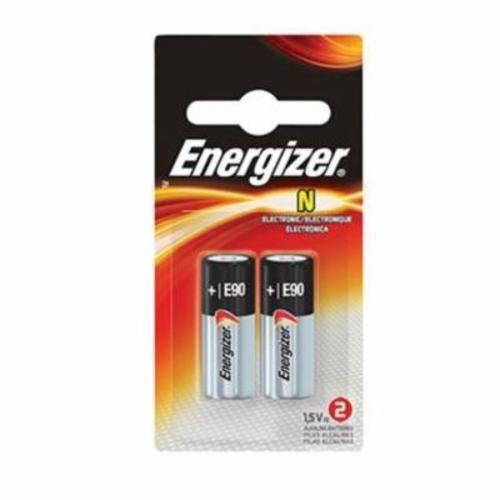 EVEREADY® E90 Miniature Alkaline Battery, Zinc Manganese Dioxide, 1.5 VDC, 1000 mAh, N