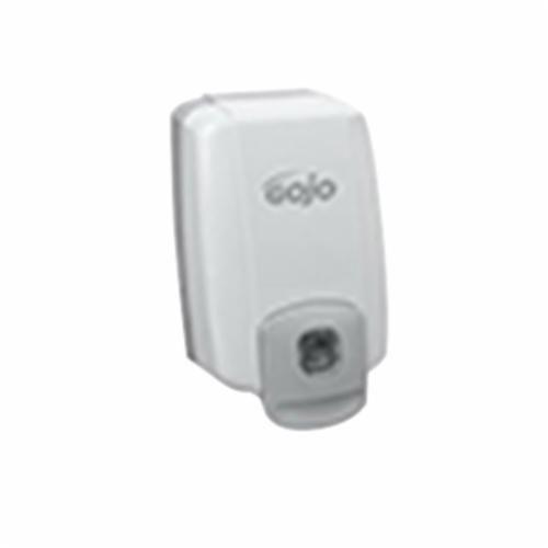 GOJO® MAXIMUM CAPACITY™ 2230-08 Liquid Manual Soap Dispenser, 2 L, 10-4/5 in OAL, Wall Mount Mount, Plastic