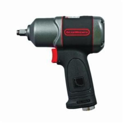 GearWrench® 88030 Light Weight Air Impact Wrench, 3/8 in, 1600 bpm, 25 - 420 ft-lb Torque