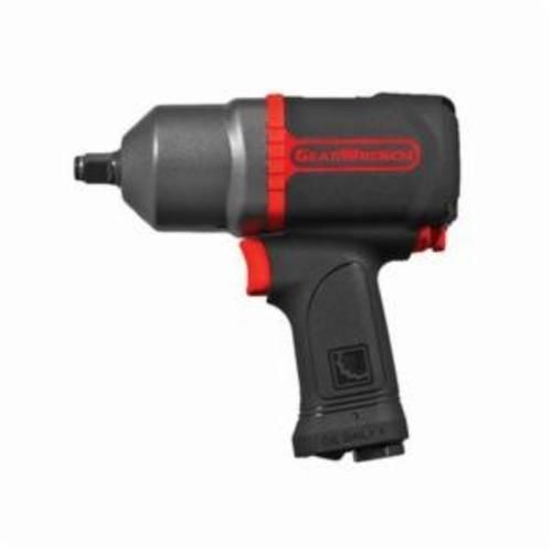 GearWrench® 88150 Premium Air Impact Wrench, 1/2 in, 50 - 800 ft-lb Torque, 40.5 scfm
