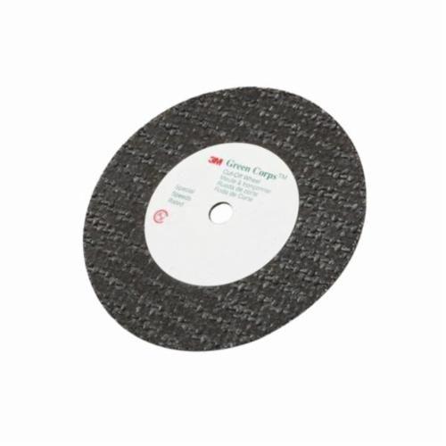 Green Corps™ 051144-82238 Type 1 Cut-Off Wheel, 3 in Dia x 1/32 in THK, 1/4 in, Ceramic Abrasive