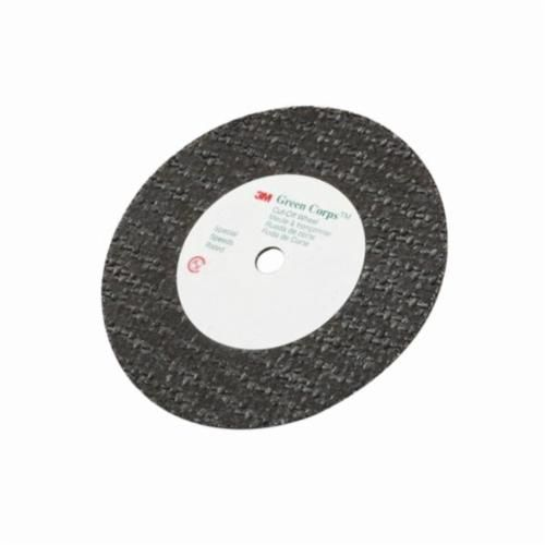 Green Corps™ 051144-83487 Straight Type 1 Cut-Off Wheel, 2 in Dia x 1/16 in THK, 1/4 in Arbor