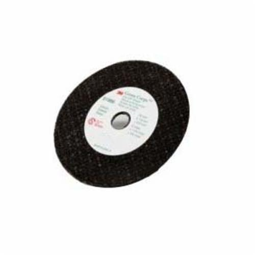 Green Corps™ 051144-83488 Straight Type 1 Cut-Off Wheel, 4 in Dia x 1/16 in THK, 3/8 in Arbor, Ceramic Abrasive