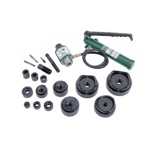 Greenlee® 7310 Hydraulic Driver-Punch, Stainless Steel Housing