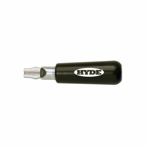 Hyde® 57630 Extension Blade Handle, 4-1/2 in L, Hardwood