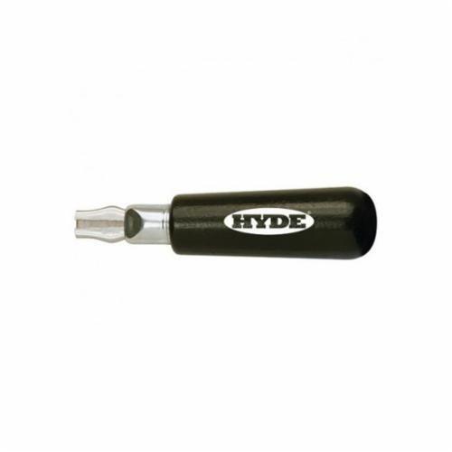 Hyde® 57660 Extension Blade Handle, 4-3/4 in L, Hardwood