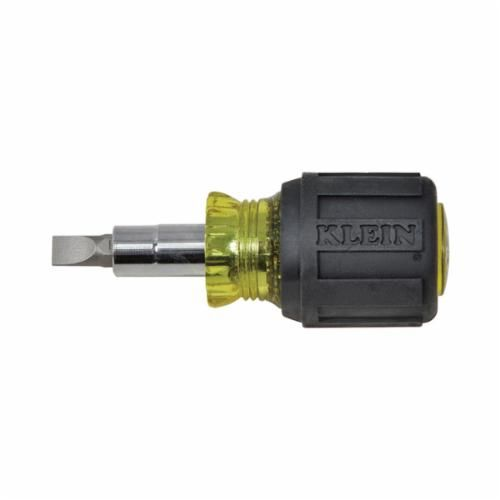 Klein® 32561 Stubby Screwdriver/Nut Driver, 6 Pieces