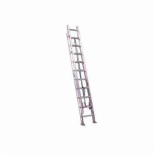 Louisville® AE1244 Extra Heavy-Duty Extension Ladder, 44 ft OAL, 250 lb Load, Aluminum, Type I