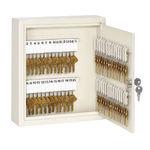 Master Lock® 7125D Master Lock® 7125D Heavy Duty Keyed Different Key Cabinet, 60 Keys, 12-1/4 in OAH x 10-3/4 in OAW x 3 in OAD