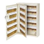 Master Lock® 7129 Master Lock® 7129 Heavy Duty Keyed Different Key Cabinet, 500 Keys, 25-1/4 in OAH x 18 in OAW x 5-1/2 in OAD