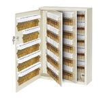 Master Lock® 7130 Master Lock® 7130 Heavy Duty Keyed Different Key Cabinet, 730 Keys, 25-1/4 in OAH x 18 in OAW x 7 in OAD