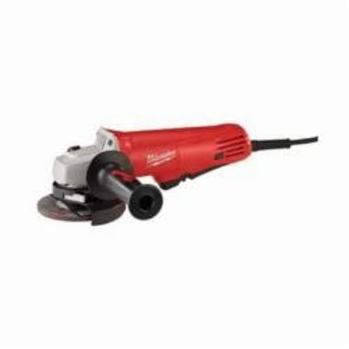 Milwaukee® 6140-30 Small Angle Grinder, 4-1/2 in Wheel, 5/8-11, 4.2 hp, 120 V (Bare Tool)