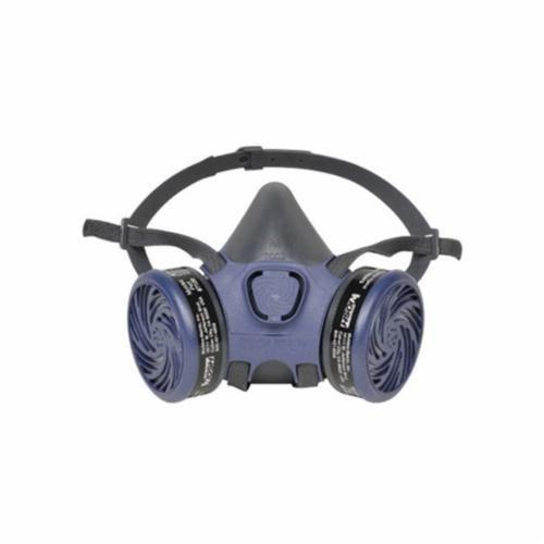 Moldex® 7113 Half Mask Respirator, L, Gray