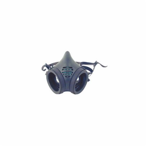 Moldex® 8002 Probed Reusable Half Mask Respirator, M, Black