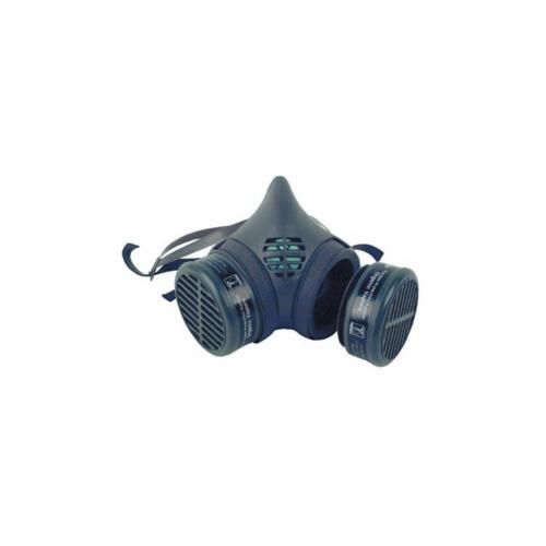Moldex® 8103 Half Mask Respirator, L, N95, 95%