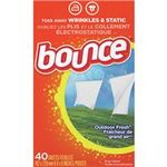OKI Preferred Brands 625817 Bounce 625817 Fabric Dryer Sheet (40 Count)
