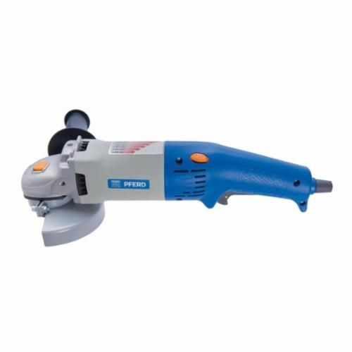 PFERD 91205 Electric Angle Grinder, 1.4 hp, 120 VAC, 1899-12-31T00:00:00.000Z