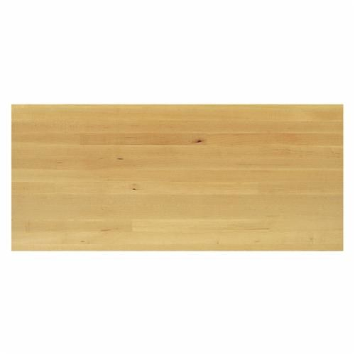 Proto® J4550-HWT Workstation Top, For Use With 450 Series Roller Cabinets, Hardwood, Natural, Stain