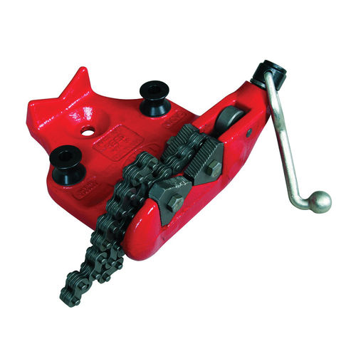 Reed 02550 Chain Vise, 1/2 to 8 in Pipe