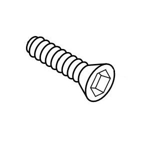 Reed 30006 Cap Screw, For Use With WA36 and WA48 Heavy Duty Chain Wrenches
