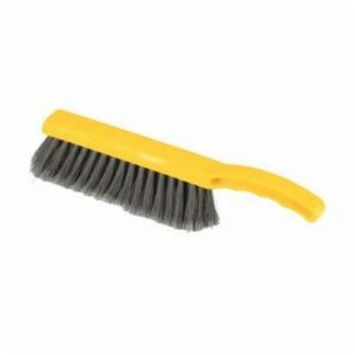 Rubbermaid Commercial Products® 6342 Counter Brush, 8 in Block, 12-1/2 in OAL, 8 in Polypropylene Trim
