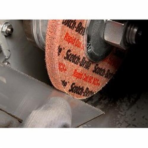3M 051115-66699 Scotch-Brite™ RC-UW Rapid Cut Unitized Wheel