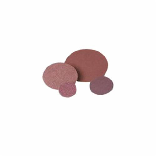Standard Abrasives™ 522511 Quick-Change Coated Abrasive Disc, 3 in Dia, 240/Very Fine, Aluminum Oxide Abrasive