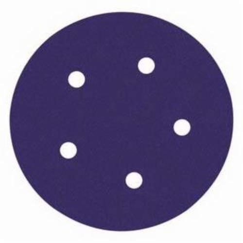 Stikit™ 900DZ High Performance Open Coated Abrasive Disc, 5 in Dia, No Hole, 60/Coarse, Ceramic Abrasive, PSA Attachment