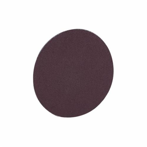 Stikit™ 341D Close Coated Abrasive Disc, 24 in Dia, No Hole, 40/Coarse, Aluminum Oxide Abrasive