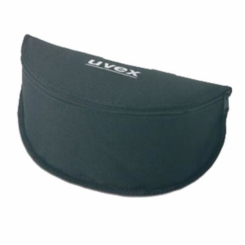 Uvex® by Honeywell S493 Universal Goggle Case, For Use With Uvex® Goggles, Nylon, Black