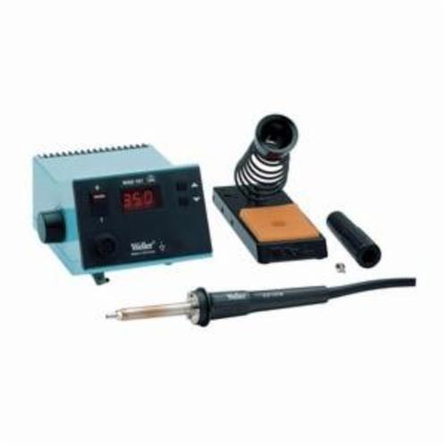 Weller® WAD101 Digital Hot Air Soldering Station, 120 VAC Input, 24 VAC Output, 100 W, 122 - 1022 deg F, Plastic Grip