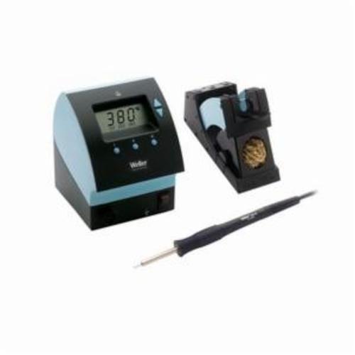 Weller® WD1003 Digital Single Channel Soldering Station, 120 VAC Input, 24 VAC Output, 95 W, 50 - 450 deg C