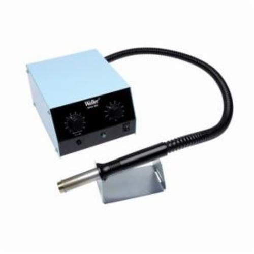 Weller® WHA900 Hot Air Soldering Station With Built-In Turbine, 120 VAC Input, 24 VAC Output, 650 W, 122 - 1022 deg F
