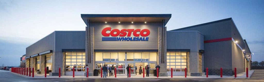 Costco is the place to buy in bulk and save money