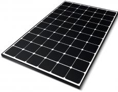 LG Solar Panel Look