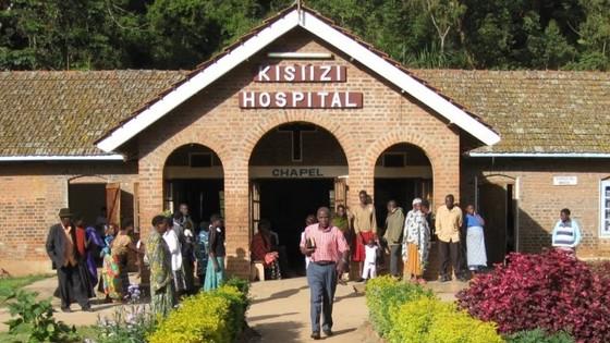 Kiziizi hospital  4
