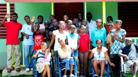 Adults disabilities jamaica