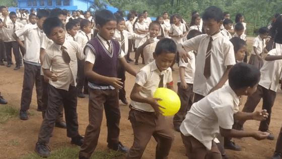 India balloon