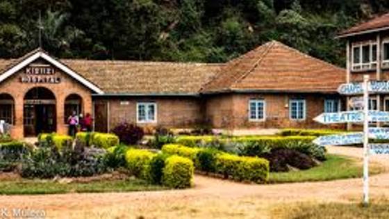 Kisizii hospital