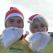 Run for a good Claus! avatar
