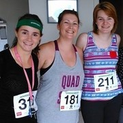 Kim, Siobhan and Neasa do the Women's Mini Marathon for Aidlink avatar