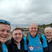 Pieta House Walk - James, Duncan and Ben - Ireland West to East! avatar