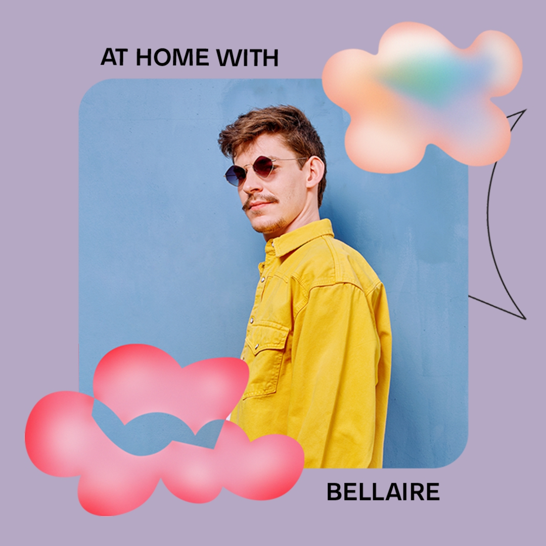 AT HOME WITH: BELLAIRE