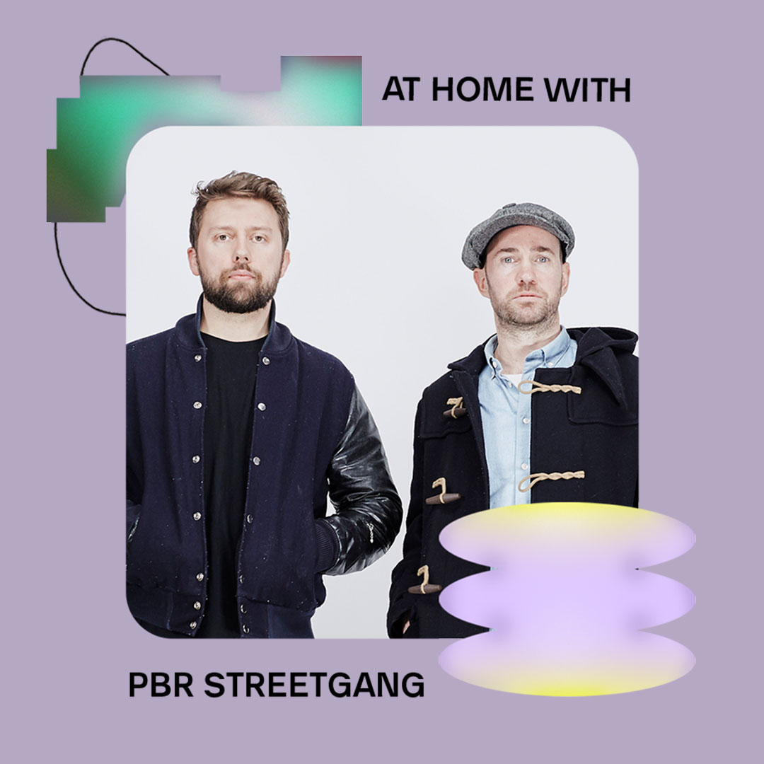AT HOME WITH: PBR STREETGANG